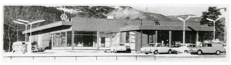 Haraldsen Auto - Historien